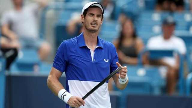 Andy Murray 14 Sene Sonra Challenger Tour'da