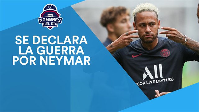 Neymar, Dembélé, Rakitic, Pogba e Icardi, los nombres del día