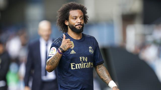 Real Madrid's Marcelo to miss PSG Champions League clash