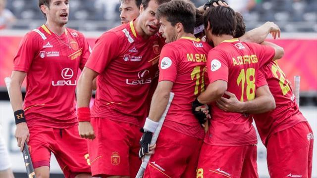 2-2. España se mete en semifinales con su empate ante Inglaterra