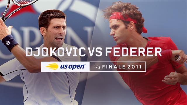 Legendäres Tennis | Als Djokovic ein unglaubliches Comeback gegen Federer gelang