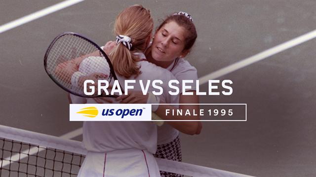 US Open, Legends Matches: Finale 1995 - Graf vs Seles