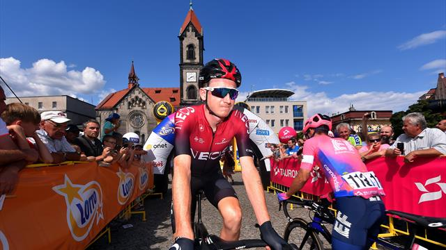 Geoghegan Hart and Poels to lead Ineos at La Vuelta
