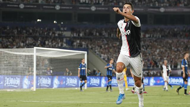 Juventus, l'annuncio choc di Cristiano Ronaldo:
