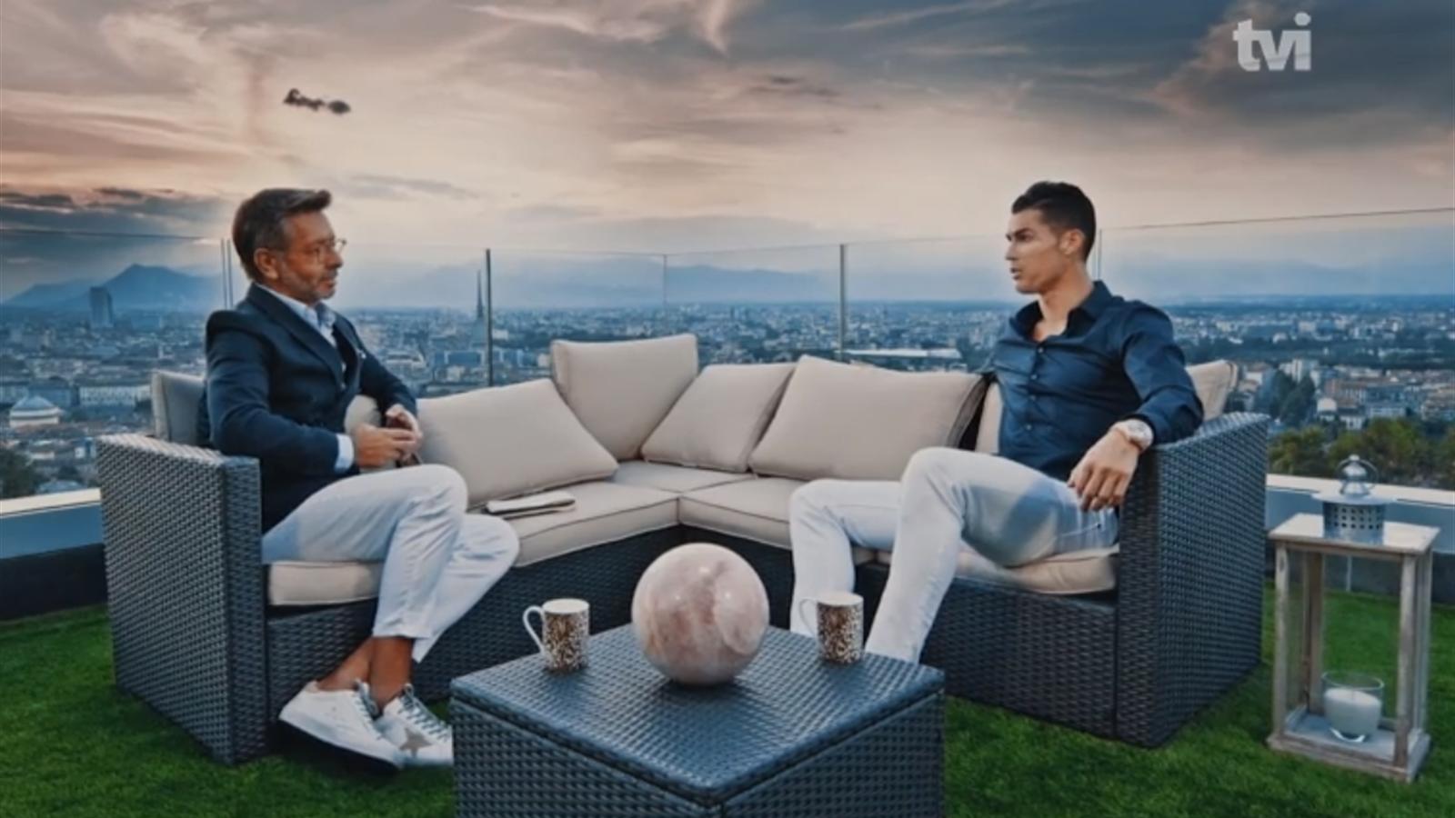 Большое интервью Роналду – о детстве, Майорге, мотивации и завершении карьеры