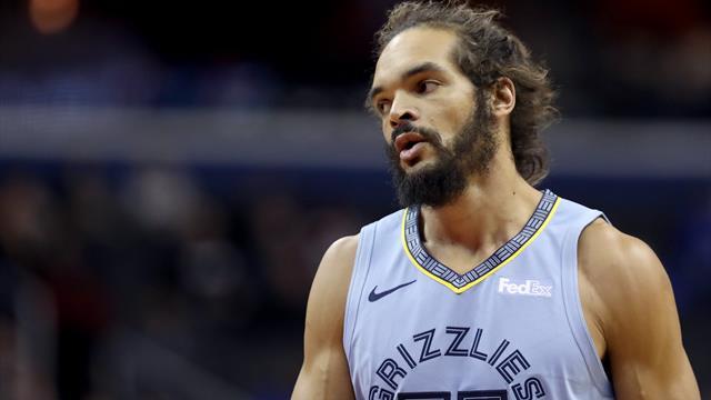 Les Lakers essaient Noah