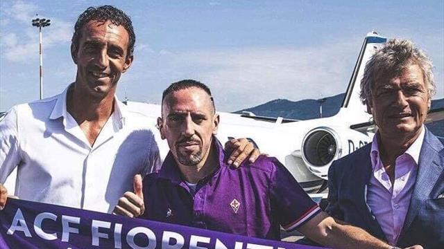"""Commisso: """"Ribery? Ho aperto la cassa e la stanno usando"""""""