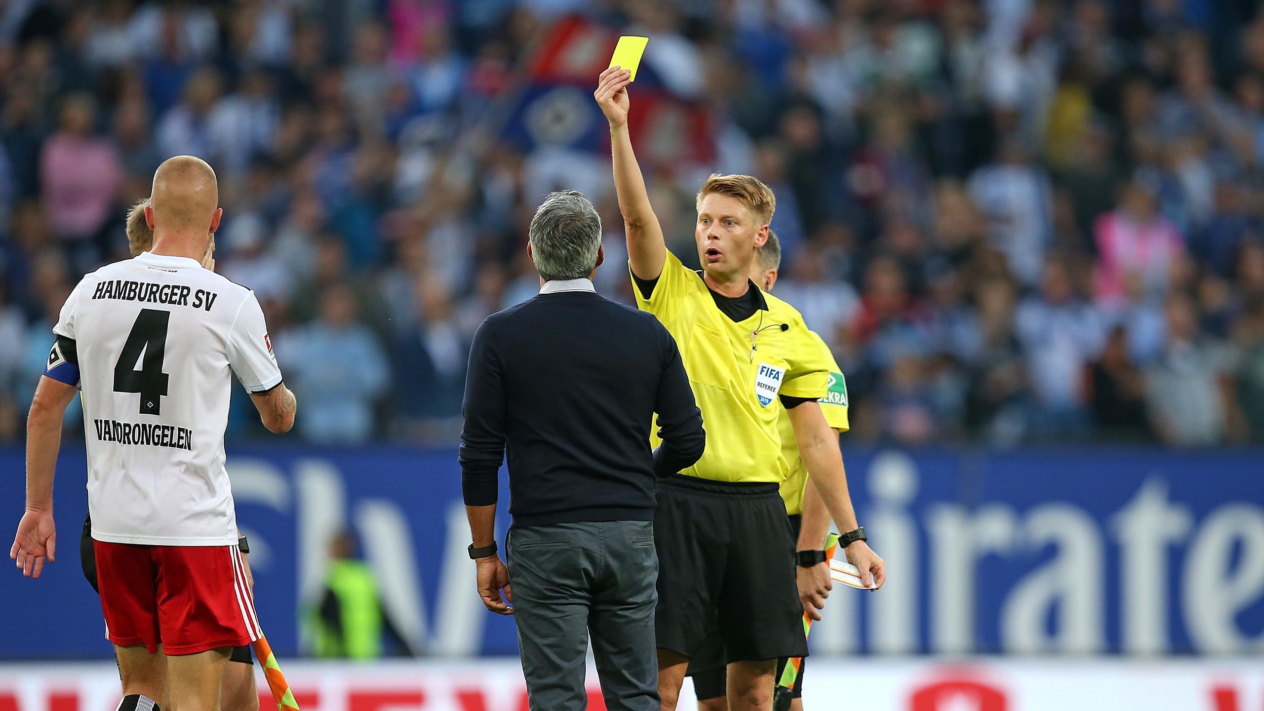 Gelbsperre Bundesliga