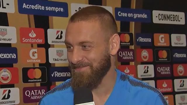 Daniele De Rossi se sincera acerca de su traspaso a Boca Juniors
