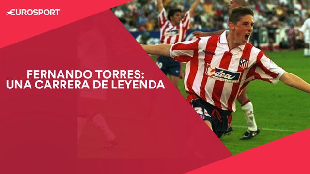 Fernando Torres: repasamos una carrera de leyenda repleta de títulos y goles importantes