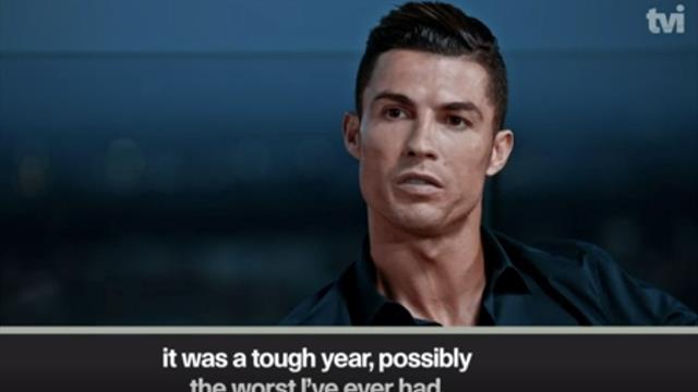 Ronaldo calls 2018 the 'worst year of my life' following rape case