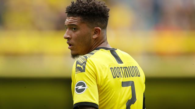 Sancho's agent spoke to United before summer, says Zorc