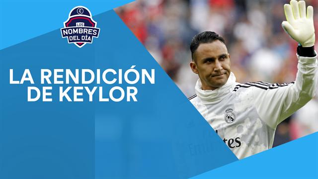 Keylor Navas, Neymar, Kubo, Rodrigo Moreno y Dani Olmo, los nombres del día