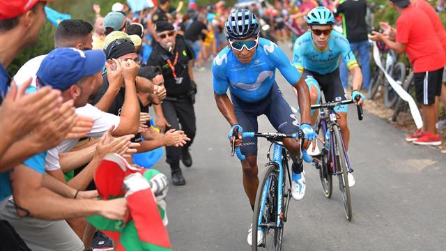 """Vuelta a España 2019, Quintana: """"El gran favorito es Roglic"""""""