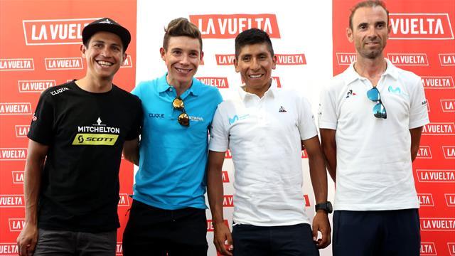 """Vuelta a España 2019, Superman López: """"Es una buena oportunidad para hacer algo importante"""""""