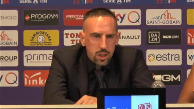 """Ribéry : """"J'ai eu des contacts avec des clubs français"""""""