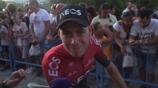 """Vuelta a España 2019, De La Cruz: """"Tengo muchas ganas de demostrar al equipo que han acertado"""""""