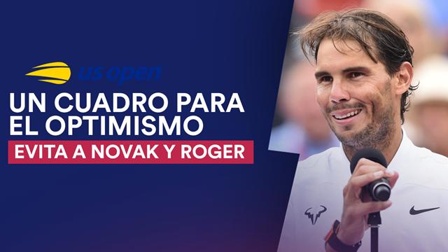 US Open 2019: Sin Federer y Djokovic en el camino, un cuadro para el optimismo