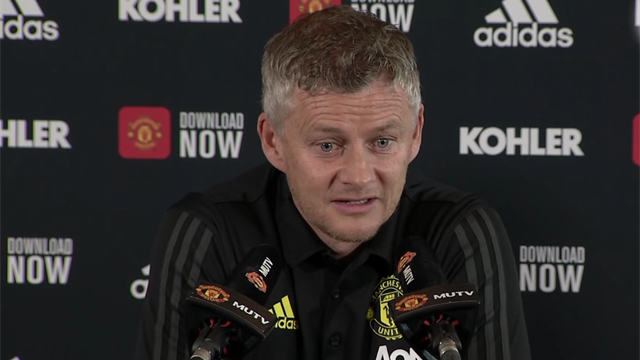 'We have to do something about this' - Solskjaer on Pogba Twitter hate campaign