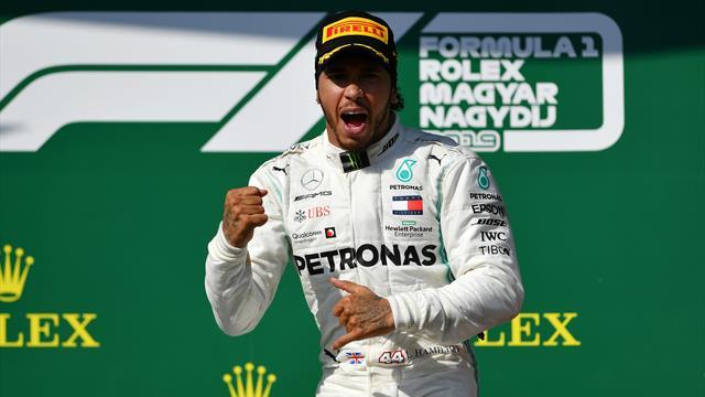 Formula One releases record 22-race draft calendar