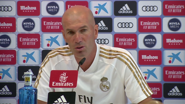 Zidane: Neymar to Real? We'll see what happens