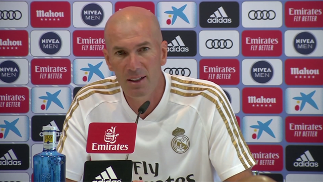 Zidane: Bale needs to prove himself again