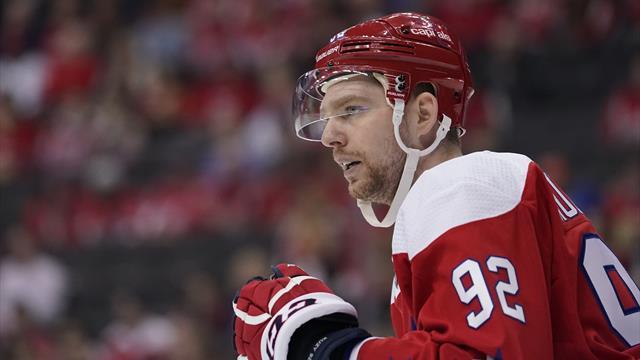 НХЛ не дисквалифицирует Кузнецова и позволит ему выступать за «Вашингтон»