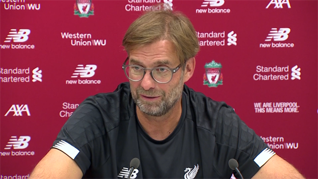 'Wow, real speed!' - Klopp in awe of Arsenal attack