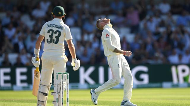 Australia set England daunting 359 runs to win and save Ashes series