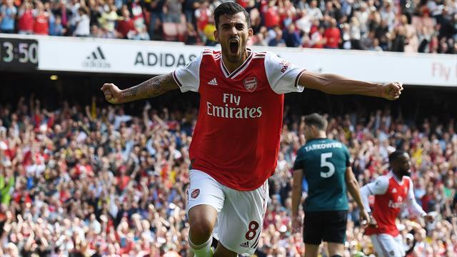 Liverpool bat Arsenal grâce à Matip et Salah — Football