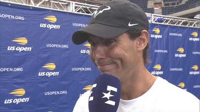 """US Open 2019, Rafa Nadal: """"Siempre he tenido una conexión especial con el público de aquí"""""""