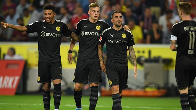 Dortmund renverse Cologne et conserve la tête