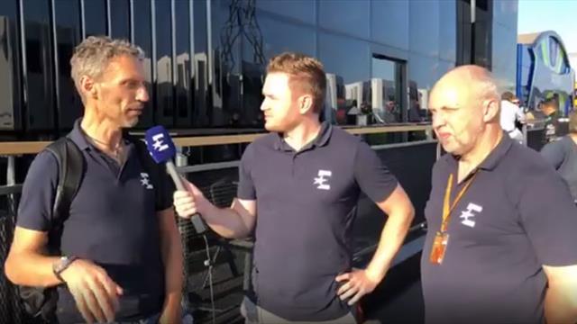 Voorbeschouwing British GP - Facebook live