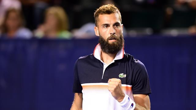 Benoît Paire en finale du tournoi de Winston-Salem — Tennis
