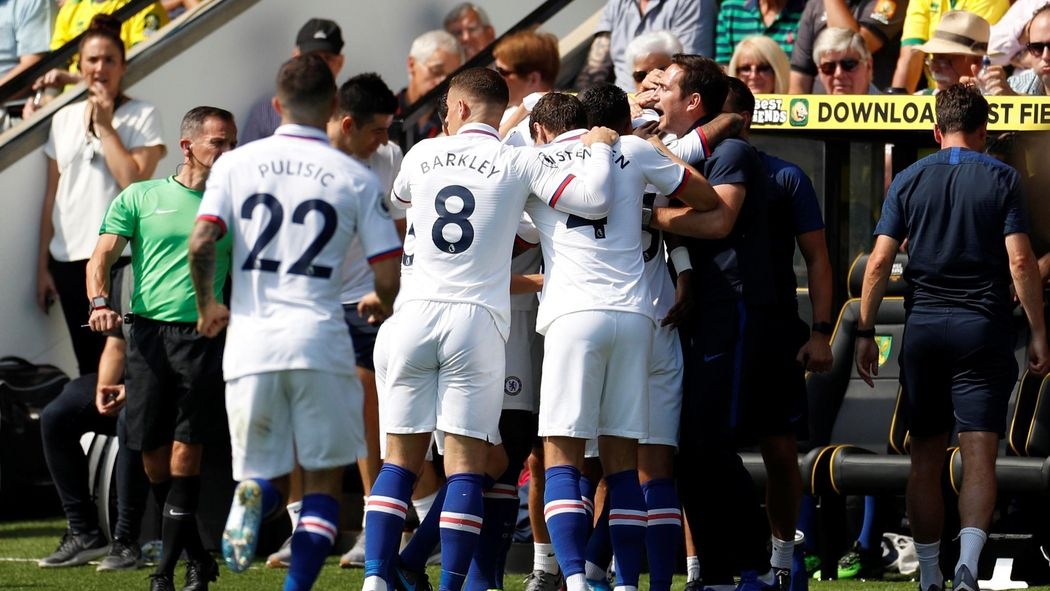 Football news - Chelsea manager Frank Lampard pleased after