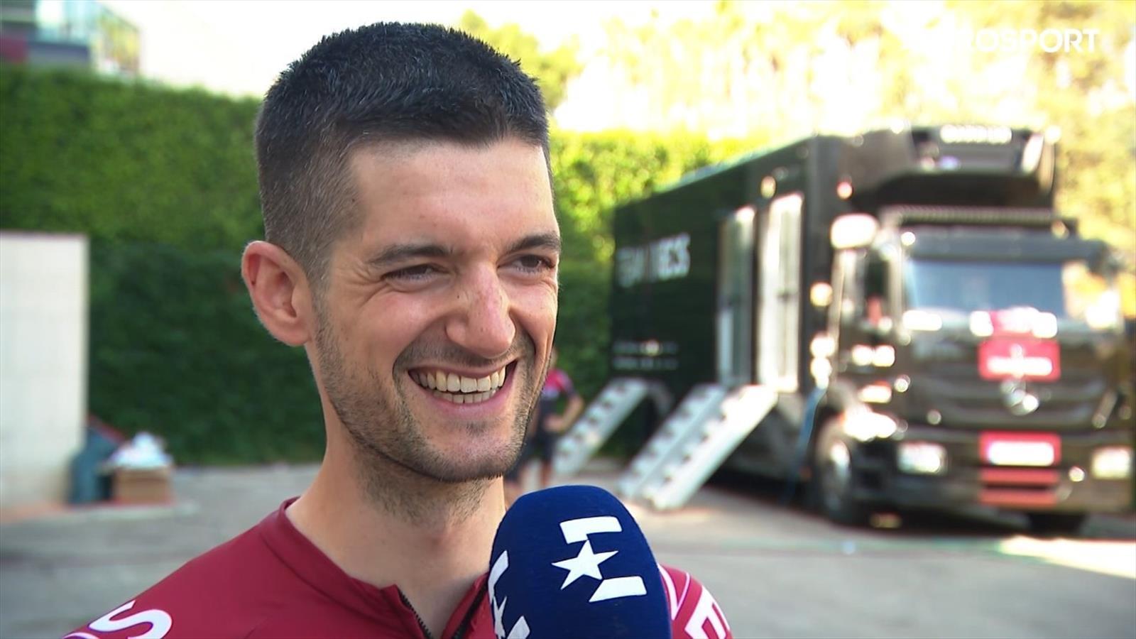 Wout Poels verrassende kopman voor INEOS in Ronde van Spanje