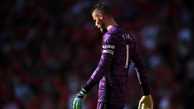 De Gea set to leave United for nothing - Paper Round