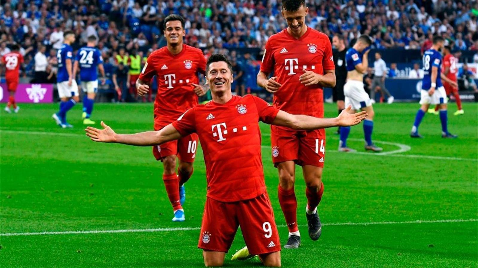 Bayern MГјnchen Gegen Wolfsburg 2020