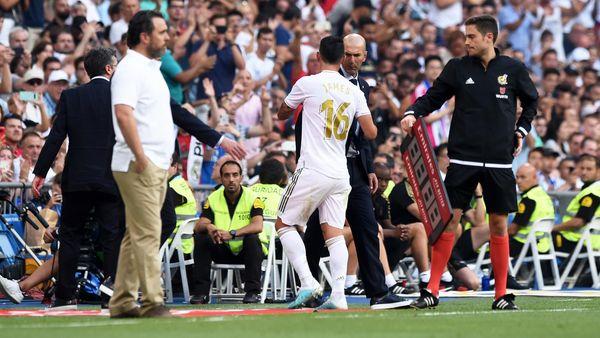 Partite Real Madrid Calendario.Live Real Madrid Valladolid Liga 24 Agosto 2019