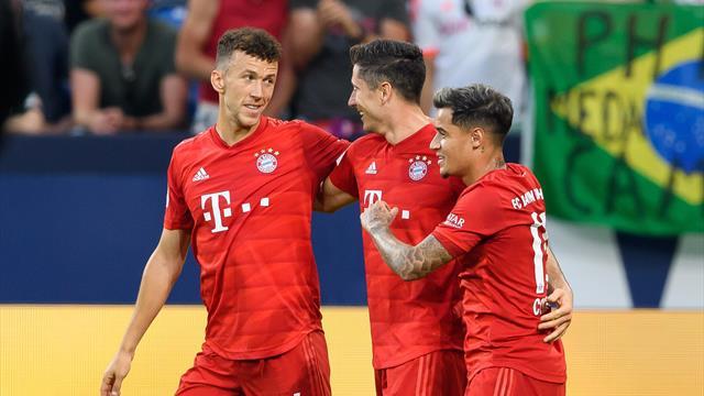 Bayern Monaco a valanga contro il Magonza, Perisic segna e fa segnare