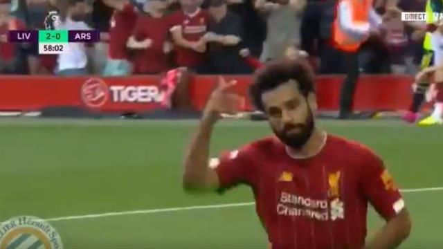 Угловой Матипа, дубль Салаха и утешающий гол Торрейры – «Ливерпуль» размазал «Арсенал» на «Энфилде»