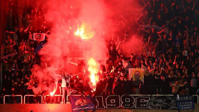 Trondheim-politiet speidet på Dinamo Zagrebs «trøbbelsupportere»