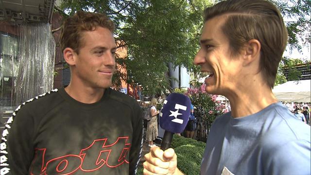 """US Open 2019, Roberto Carballés: """"Tengo muchas ganas de enfrentarme a Djokovic"""""""