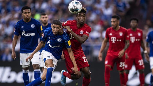 """""""Ein schöner Abend"""": Bayern lässt Schalke keine Chance"""