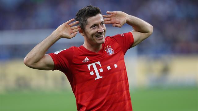 """""""Zu 95 Prozent"""": Lewandowski vor Vertragsverlängerung bei Bayern"""