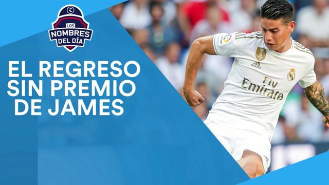 James, Dembelé, Valverde, Jorge Prado y Astana, los nombres del día