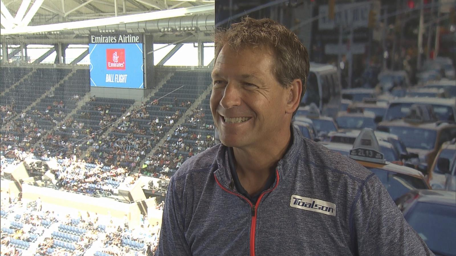 Tenniscoach Sven Groeneveld over Maria Sharapova - Serena Williams: 'Sharapova begint sterk'
