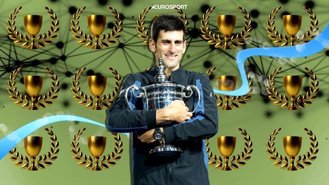 Джокович и другие чемпионы. Назови всех победителей US Open в Открытой эре