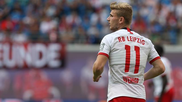 Offiziell: Werner verlängert Vertrag bei RB Leipzig