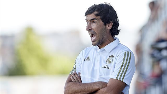 Zidane-Nachfolger? Legende Raúl äußert Interesse an Reals Trainer-Job